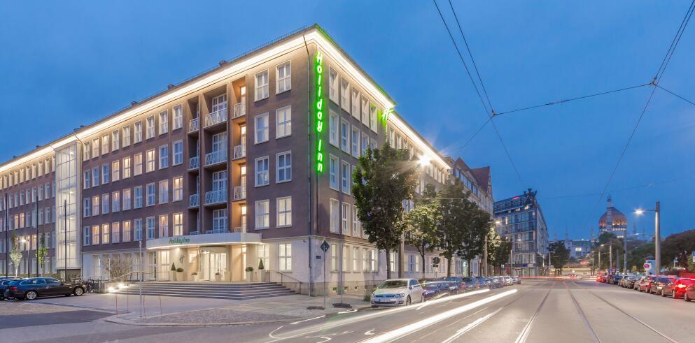 Holiday Inn Dresden – Am Zwinger 13079
