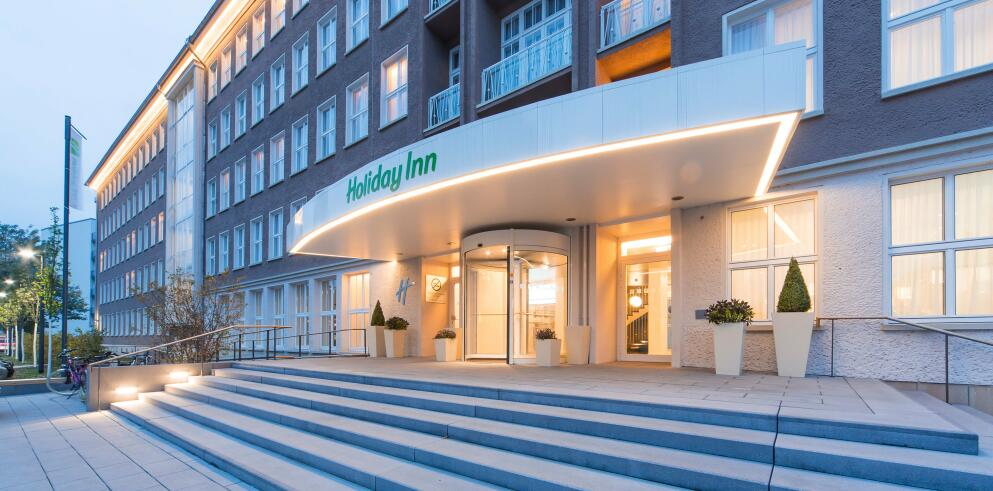 Holiday Inn Dresden – Am Zwinger 13081