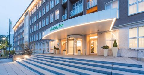 Holiday Inn Dresden – Am Zwinger 1