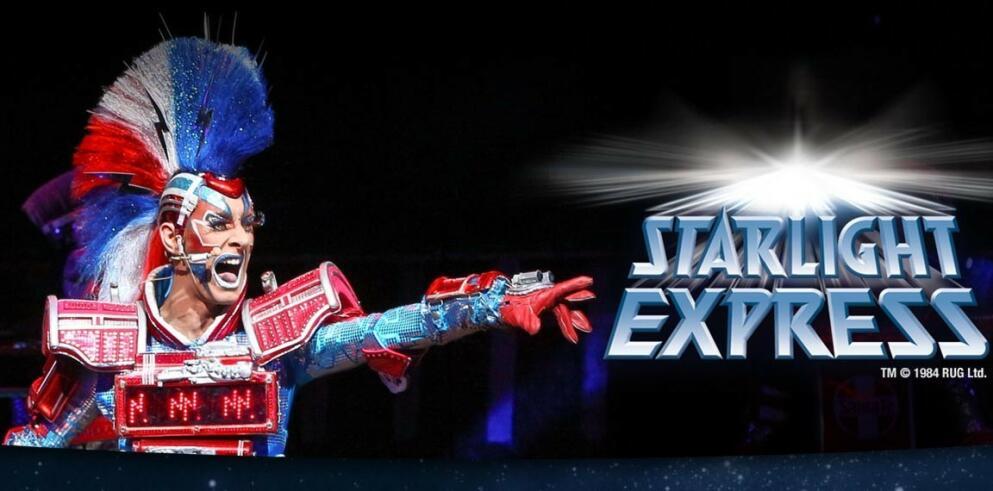 STARLIGHT EXPRESS 13095