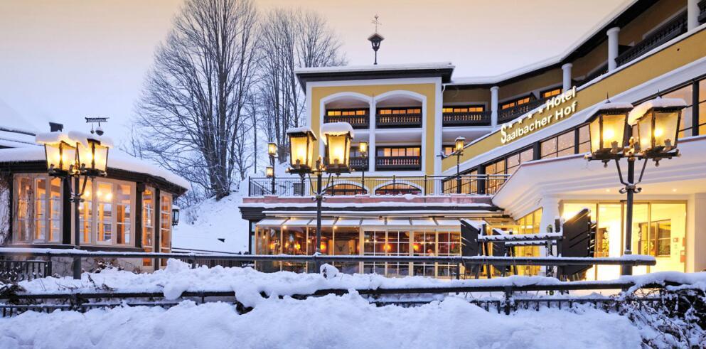Hotel Saalbacher Hof 13105