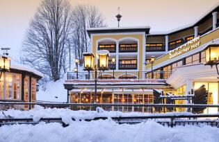 Winterfeeling inmitten der einzigartigen Salzburger Naturkulisse