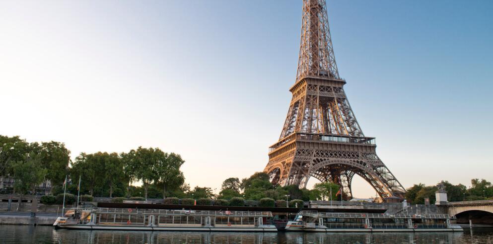 Städtereise Paris mit Bootstour 13110