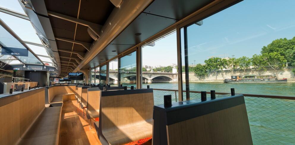 Städtereise Paris mit Bootstour 13111