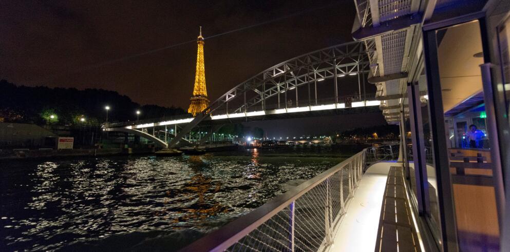 Städtereise Paris mit Bootstour 13112