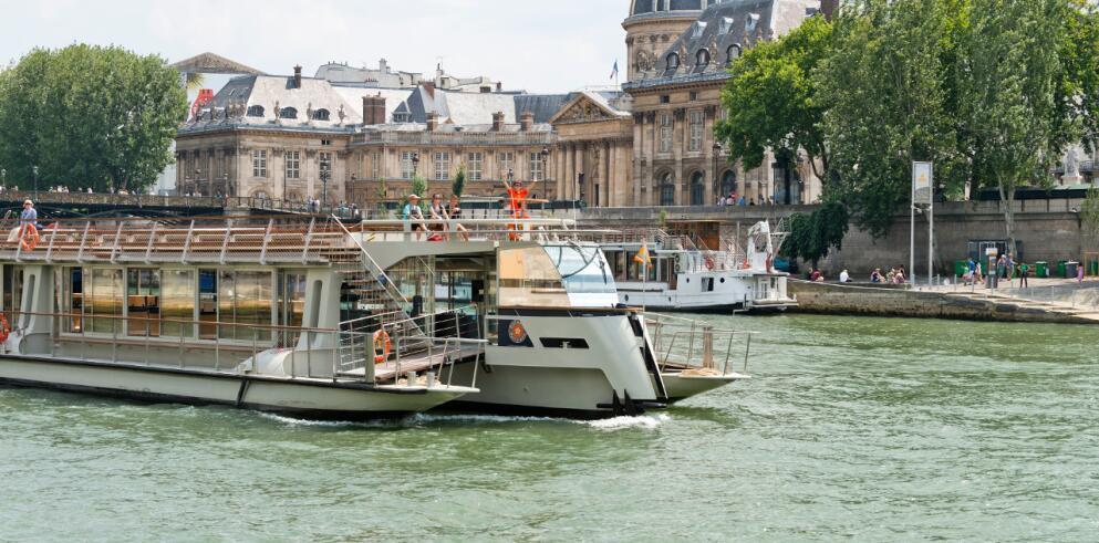 Städtereise Paris mit Bootstour 13113