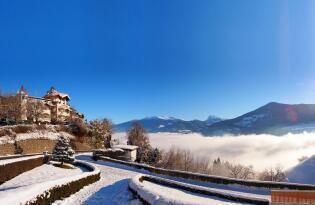 Unvergessliche Wohlfühlmomente in spektakulärer Winterkulisse Südtirols