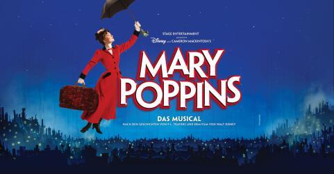 MARY POPPINS Musical Stuttgart 0