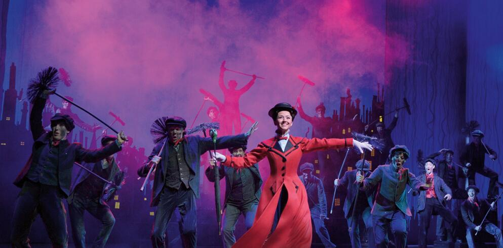 MARY POPPINS Musical 13268