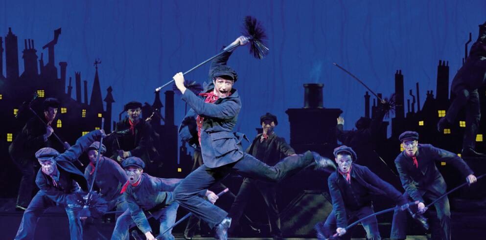 MARY POPPINS Musical 13269