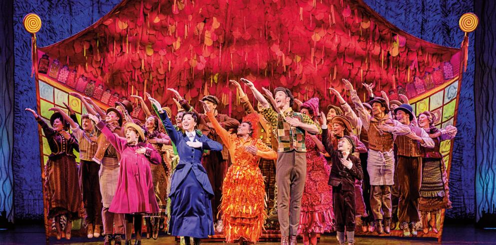 MARY POPPINS Musical 13271
