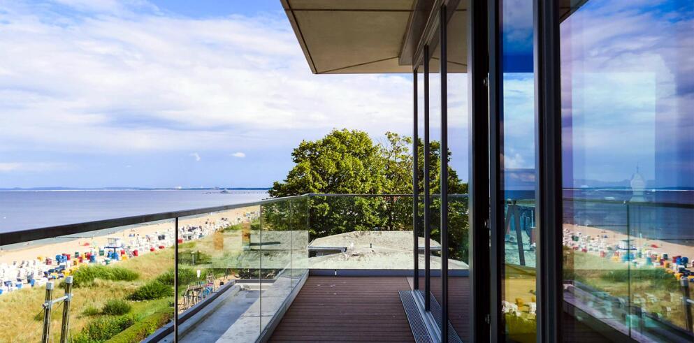 SEETELHOTEL Kaiserstrand Beachhotel 13306