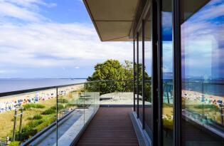 4* SEETELHOTEL Kaiserstrand Beachhotel