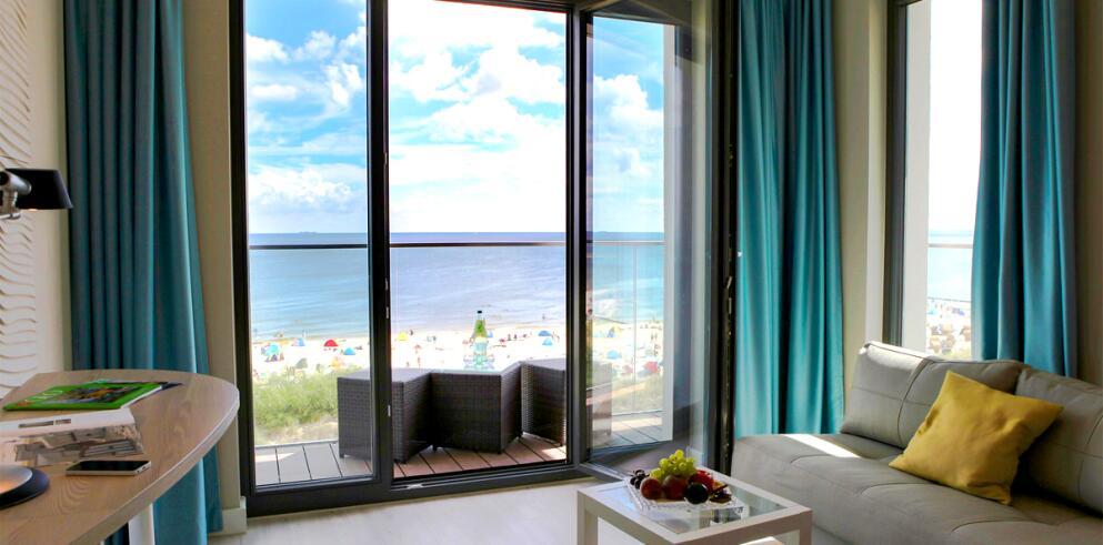 SEETELHOTEL Kaiserstrand Beachhotel 13308