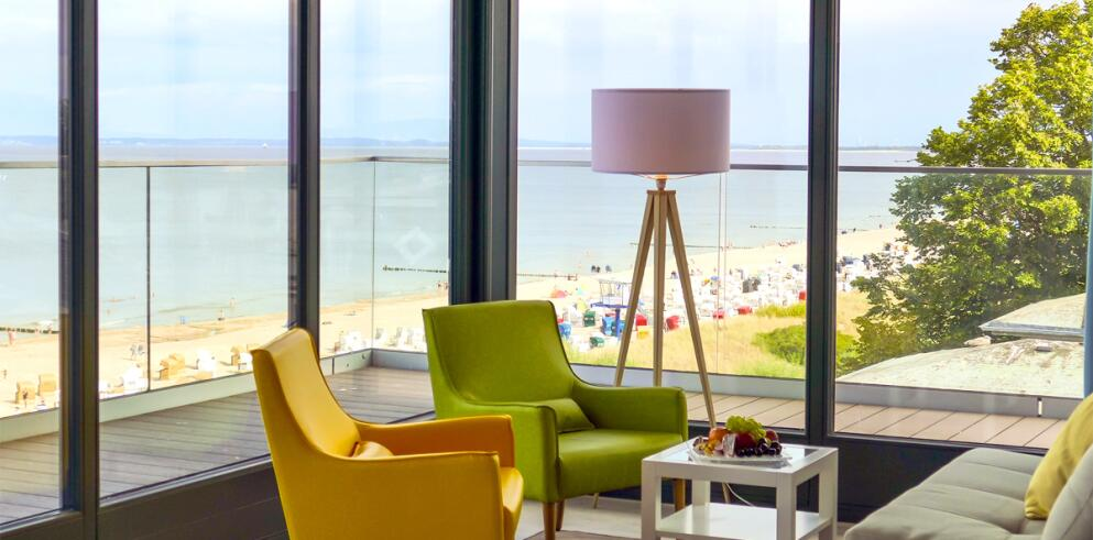 SEETELHOTEL Kaiserstrand Beachhotel 13310