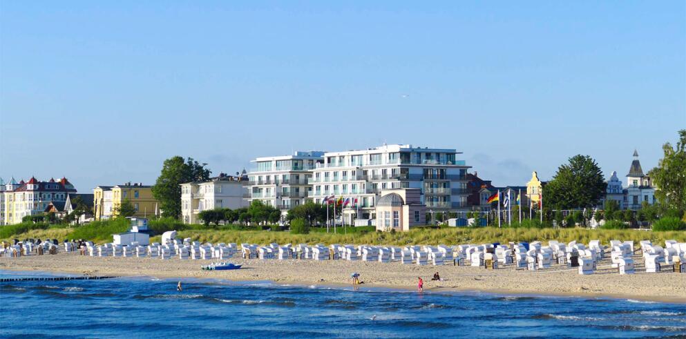 SEETELHOTEL Kaiserstrand Beachhotel 13313