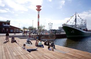 Seeluft schnuppern in der beliebten Hafenstadt an der Nordsee