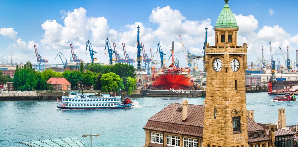 Städtereise Hamburg mit Hafenrundfahrt 13347