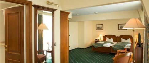 Junior Suite oder Suite