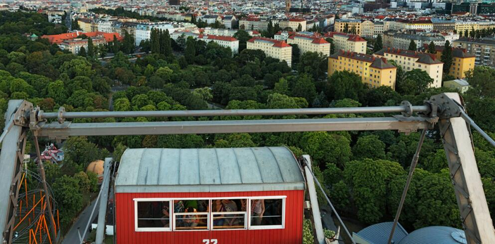 Städtereise nach Wien inkl. Wiener Riesenrad 13396
