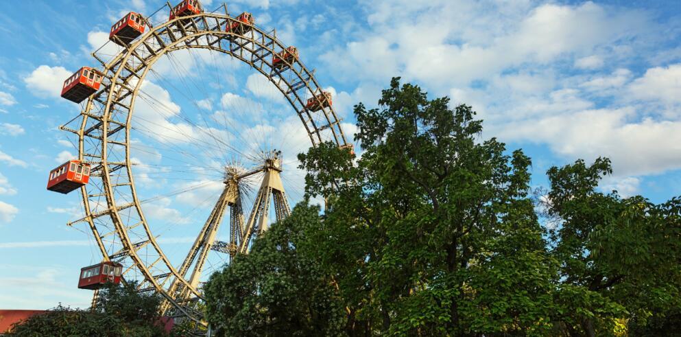 Städtereise nach Wien inkl. Wiener Riesenrad 13399