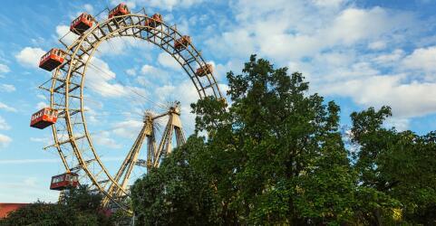 Städtereise nach Wien inkl. Wiener Riesenrad 0