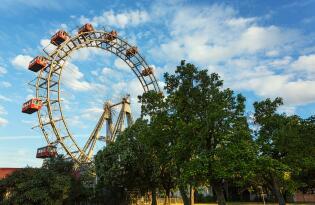 Wiener Riesenrad inklusive Übernachtung im Hotel