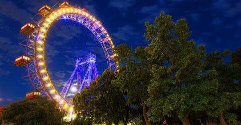 Städtereise nach Wien inkl. Wiener Riesenrad 3