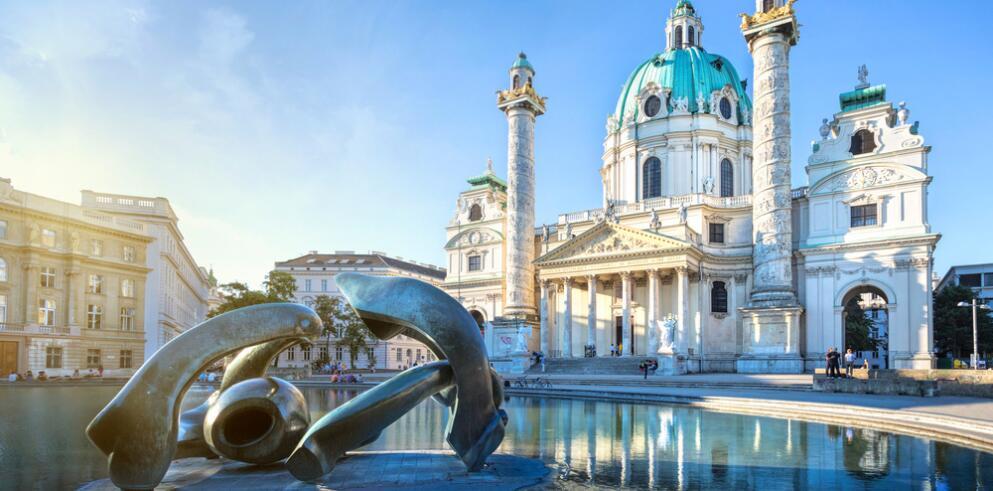 Städtereise nach Wien inkl. Wiener Riesenrad 13407