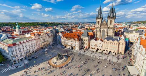 Occidental Praha Five 0