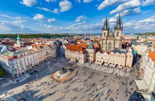 Karlsbrücke, Prager Burg und historische Altstadt - Willkommen in Prag