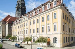 Stilvolle Eleganz im historischen Zentrum Dresdens genießen