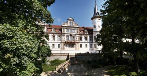 Schlosshotel Schkopau 0