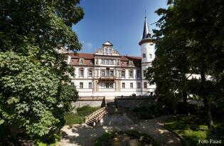 Wellness und Genuss im romantischen Schlosshotel Schkopau