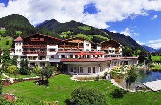 Einzigartiges Bergpanorama, Wellness und Erholung im Südtiroler Ahrntal