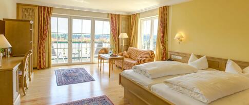 Doppelzimmer Residenz Inntalblick