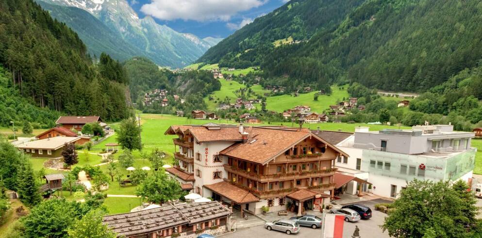 Gutshof Zillertal 13675