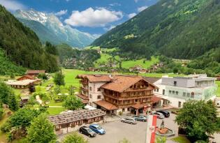 Erholung im traumhaften Tirol mit Wellness und Gourmet Highlights