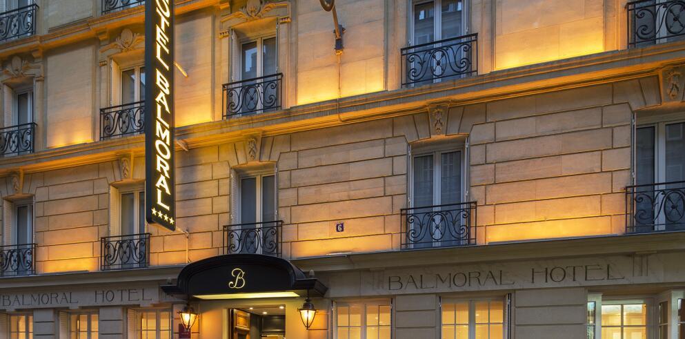 Hotel Balmoral 137