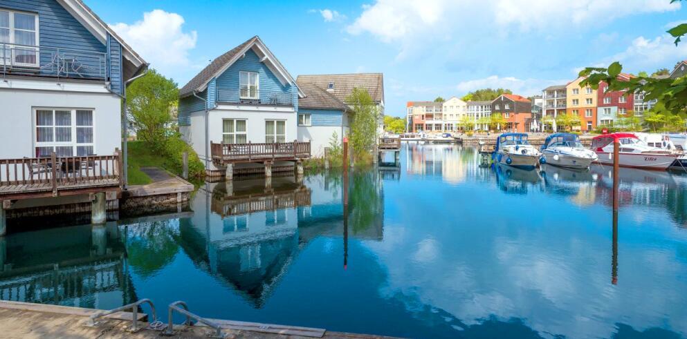 Precise Resort Marina Wolfsbruch 13733
