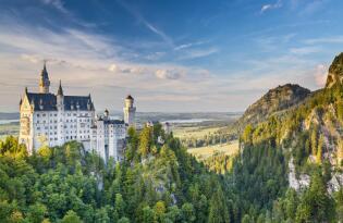 Romantiktage mit Wellness im Allgäu nahe Schloss Neuschwanstein