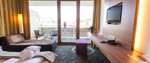Design Doppelzimmer M Balkon/Terrasse