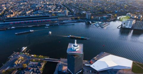 Citytrip Amsterdam mit A'dam Lookout 2