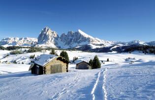 Premium Ski-Urlaub in atemberaubender weißer Naturkulisse Südtirols