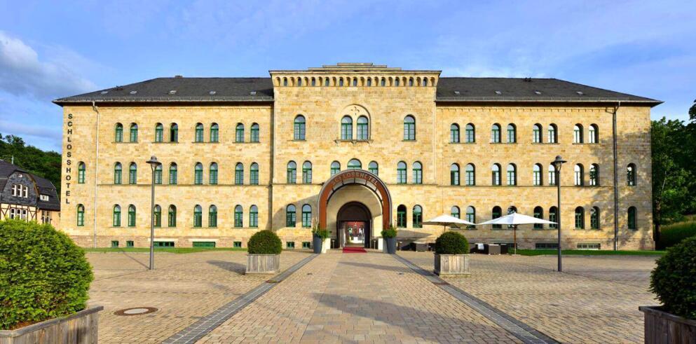 Schlosshotel Blankenburg 13945