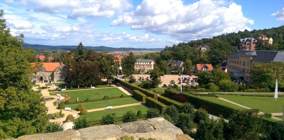 Schlosshotel Blankenburg 13947