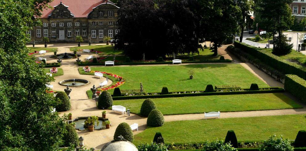 Schlosshotel Blankenburg 13965
