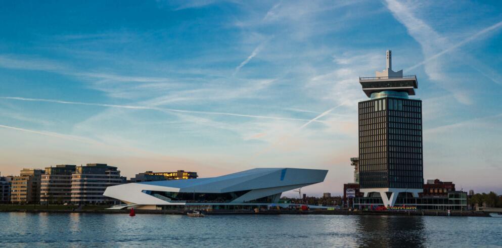 Citytrip Amsterdam mit A'dam Lookout 13972