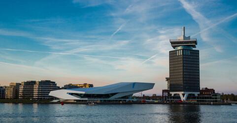 Citytrip Amsterdam mit A'dam Lookout 3