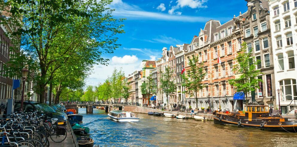 Citytrip Amsterdam mit A'dam Lookout 13975